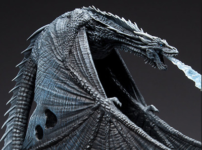Game Of Thrones Ice Viserion Deluxe Action Figure McFarlane Toys