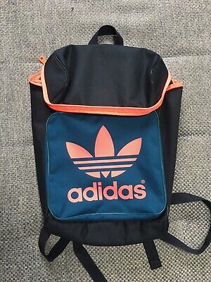 1c9cc624b1ace ... neon orange Backpack Top Zustand Schuhe Freizeit.
