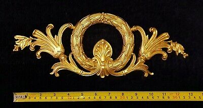 Decorative Moulding Victorian Antique Gold Gilt Or White Resin Wall Decoration