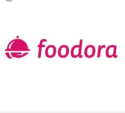 $5 Foodora Gift Card E Delivery