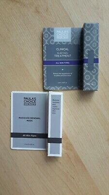 Paula's Choice  1% Retinol Treatment, Radiance Renewal Mask