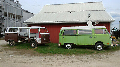 1978 Volkswagen Bus/Vanagon Westfalia 1978 VW camper bus westfalia