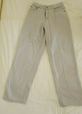 "M&S Marks & Spencer Boys' Stone Jeans Trousers Age 14 Waist 28"" / Leg 31"""
