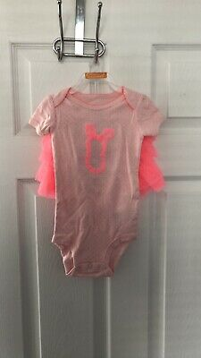 2b43efaca NWT Carters Baby Girl Easter Outfit Tutu Pink Bodysuit Set 2 piece 6 Months