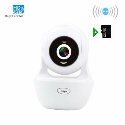1080P HD Smart Home Security IP Camera Wi-Fi Wireless CCTV IR Night Baby Monitor