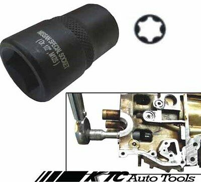 """Special 6 Points Star Impact Socket 1/2"""" Drive M12S"""