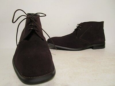 b9ca7d0378ee3 LA REDOUTE COLLECTIONS Mens Suede Ankle Boots - $48.07   PicClick
