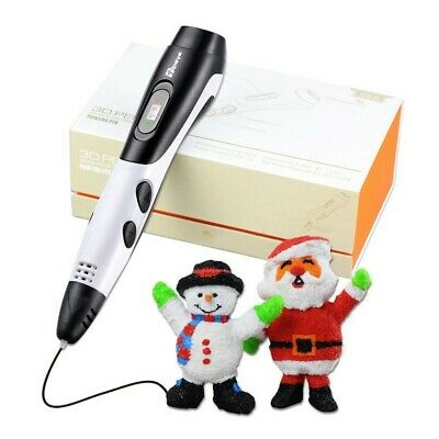 Tipeye 3D PEN Printing Pen With LCD Display & 7.5M PLA Filament