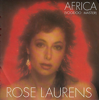 45Trs Vinyl 7''/ French Sp Rose Laurens / Africa / Neuf Mint / 2E Pochette