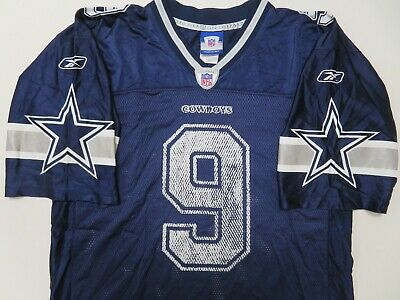 13adbd95849 REEBOK DALLAS COWBOYS TONY ROMO nfl INFANT BABY NEWBORN Jersey 24M ...