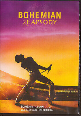 Queen Bohemian Rhapsody DVD