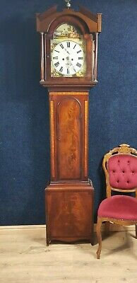 Antique Grandfather clock 8 day, possible delivery.