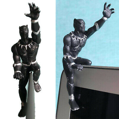Black Panther Mini Figure THE AVENGERS Marvel Infinity War Cake Toppers Kid Gift