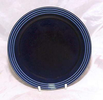 Hornsea Pottery Heirloom Pattern Side Plate 17cm Dia in Cobalt Blue Earthenware