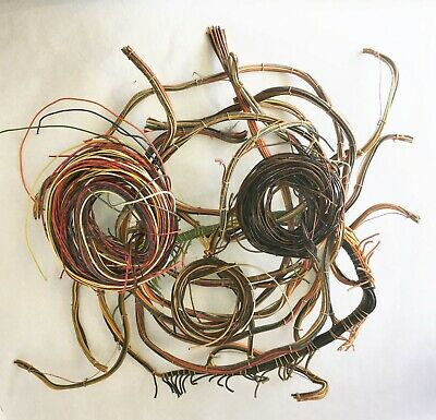 Vintage Cloth Covered Wire for Tube Amps