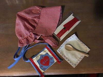 American Girl Kirsten accessories /& St lot of 5 pieces Lucia RETIRED