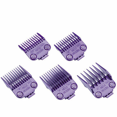 Andis Magnetic Guide Comb Set 01410 5 PC SET
