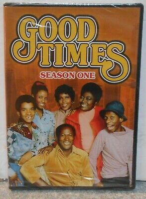 Good Times - The Complete First Season (DVD, 2014) 1974 TV SERIES BRAND NEW
