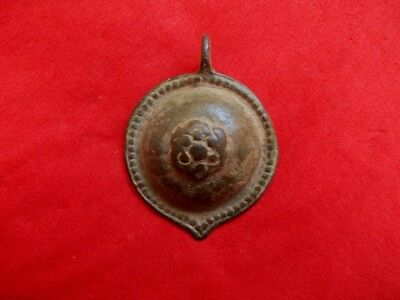 CELTIC or ROMAN SUN AMULET SOLAR TALISMAN dated in I century AD.(AUTHENTIC 100%)
