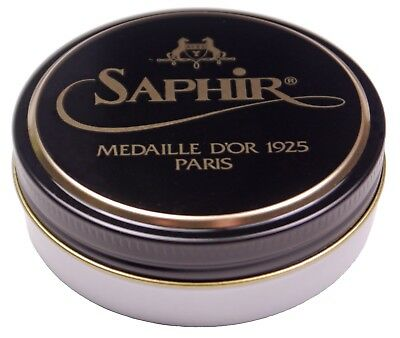 Shoe Polish Pate de Luxe  Saphir Medaille d'Or - with the NEW screw top