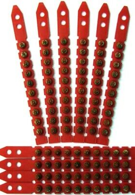 Red Cartridges/Shots For Hilti Dx350/351/36M/450/451/A40/A41/460/462  Pack 100