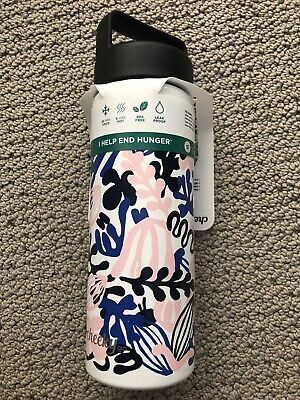 779c22ed1e NEW Cheeky Go Double Wall Stainless-Steel Water Bottle 20oz 24hr Cold 6hr  Hot