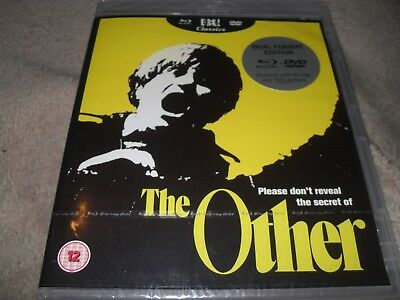 The Other (1972) Horror Classic 2-Disc w/book UK Region B (READ DETAILS) Blu-ray