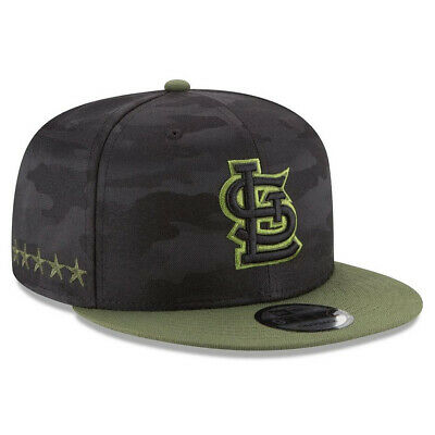 detailed look 00265 54bfb NEW ERA St. Louis Cardinals 9FIFTY Memorial Day Snapback Hat Cap MLB