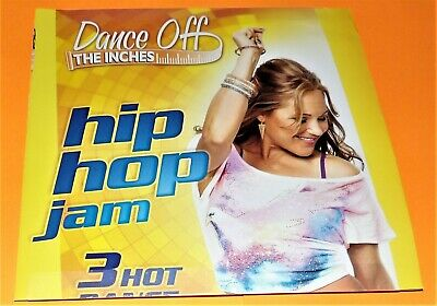 Dance of the Inches: Hip Hop Jam (Brand New Sealed DVD) Free Shipping Fast