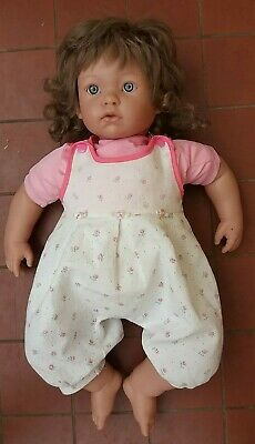 BERENGUER Toddler Doll  with Hair 48 cm