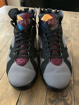 91bc95eb64fe1c Nike Air Jordan Retro 7 Bordeaux Size 13 100% Authentic NO BOX
