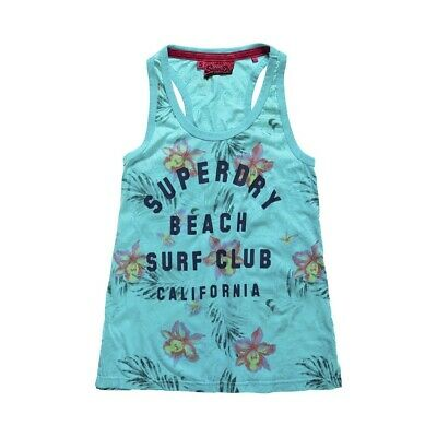 Canotta Superdry Surf Club Aop Ovdyed Gilet