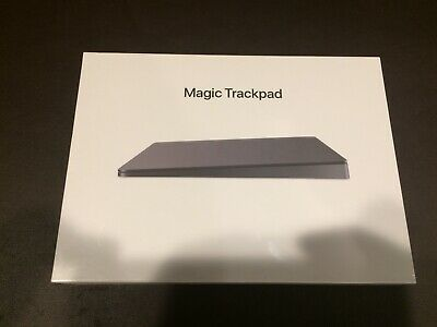 Brand New Apple Magic Trackpad 2 Space Gray MRMF2LL/A