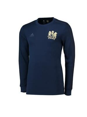 Manchester United soccer Black 1968 commemorate Retro long sleeve  jersey