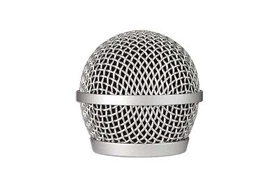 New 1PC Ball Head Mesh Mic Grille Fits For shure PG48/PG58 microphone