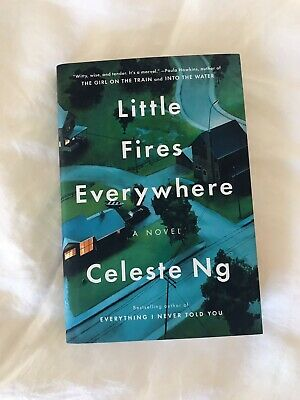 Little Fires Everywhere by Celeste Ng (Hardback, 2017)