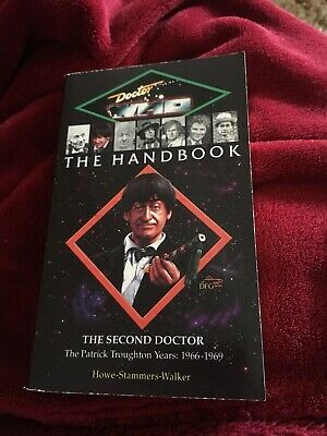 Doctor Who Handbook: The Second Doctor The Patrick Troughton Years VG