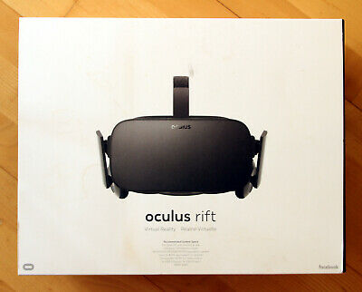 Oculus Rift - Virtual Reality Headset