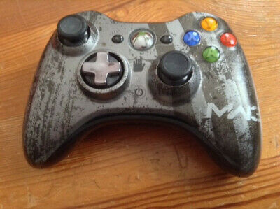 Manette officielle Xbox 360 sans fil edition collector Modern Warfare 3