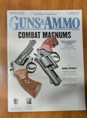Image result for guns & ammo feb 2019