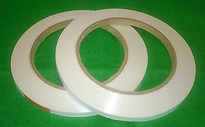 48 rolls of double sided high tack craft tape 6mm x 33mtrs