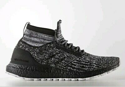 bb5ca9b7ecabd New Adidas Ultra Boost ATR LTD Oreo Black White Mens size 8 CG3003  primeknit NMD