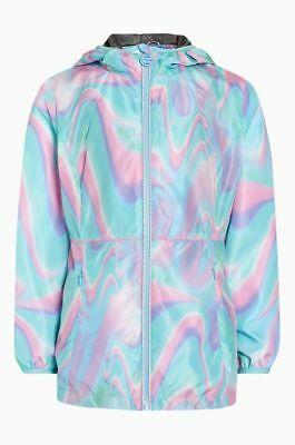BNWoT Girls NEXT multi colour candy colour jacket size 13 Years