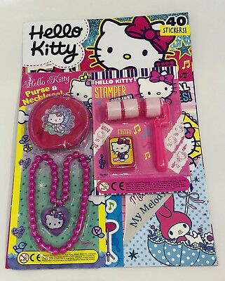 Hello Kitty Magazine #111 With AMAZING GIFTS! (NEW)