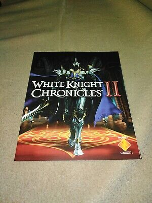 White Knight Chronicles 2 Instruction manual - PlayStation 3