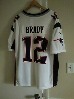 online store b38df 19312 AUTHENTIC NIKE TOM Brady Patriots Jersey 56 - $150.00 | PicClick