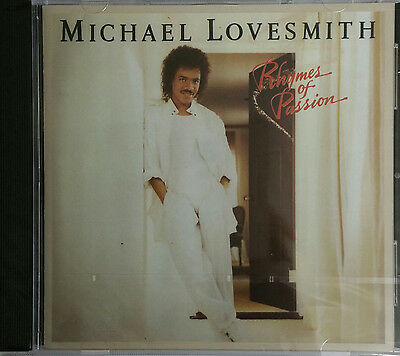 Michael Lovesmith -  Rhymes Of Passion - Brand New Factory Sealed Cd