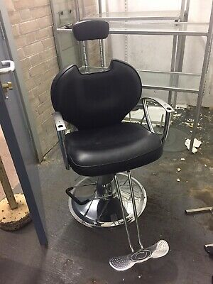Barbers Chair For Quick Sale Or Restoration