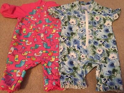 Girls' Swimming Suits 3-6 Months inc. Next