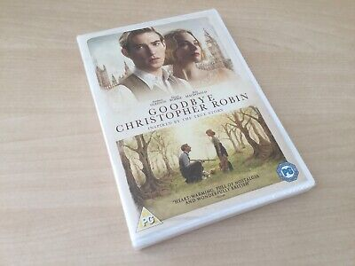 GOODBYE CHRISTOPHER ROBIN DVD - Brand New & Sealed!